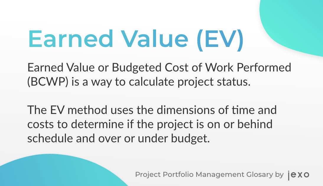 Definition: What is Earned Value?