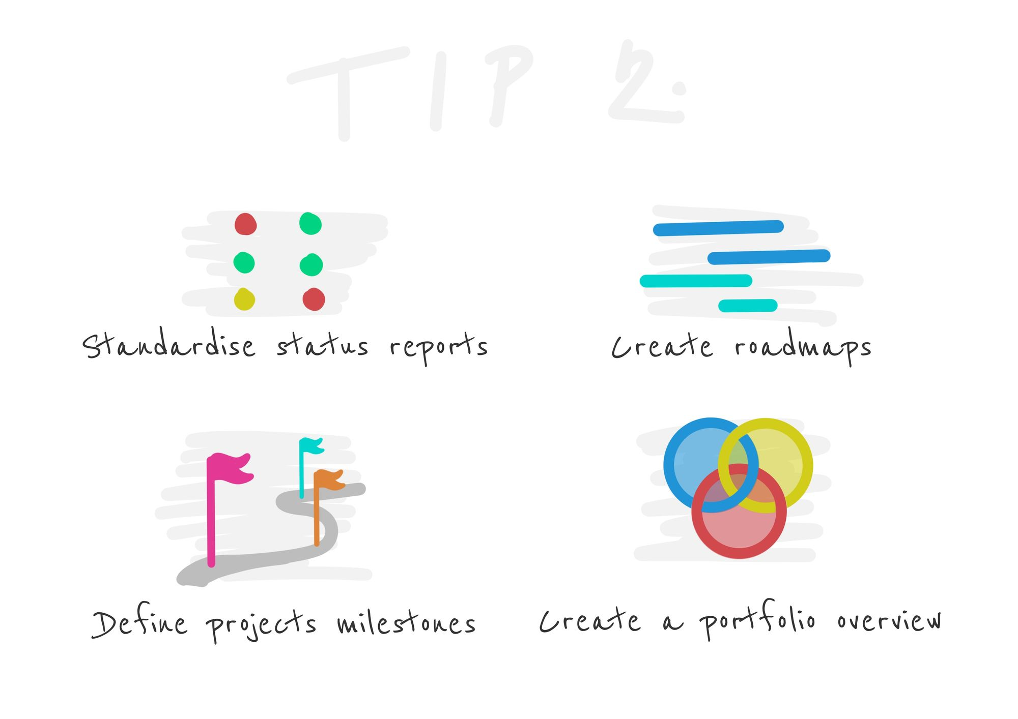 Tip 2 on how to gain project portfolio visibility by consolidating your data for all projects