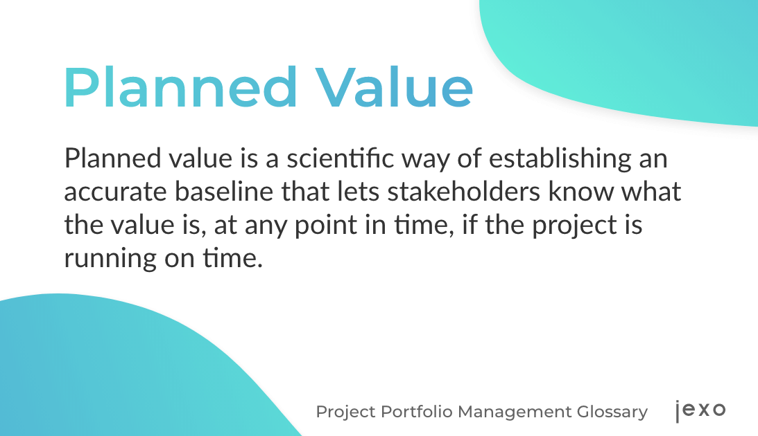 Definition: What is Planned Value?