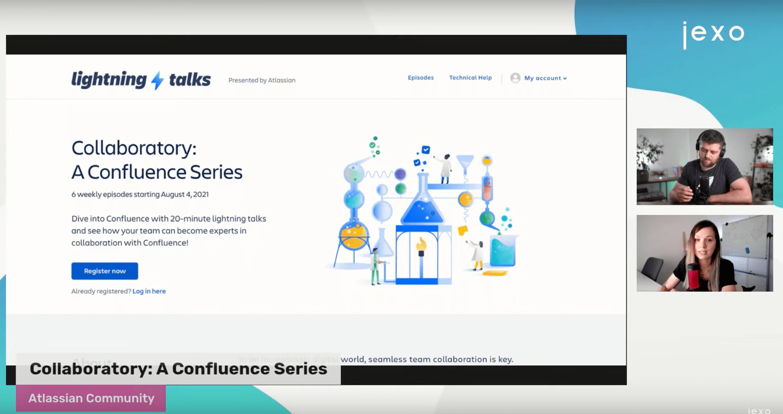 Atlassian News: New Confluence video series - Collaboratory