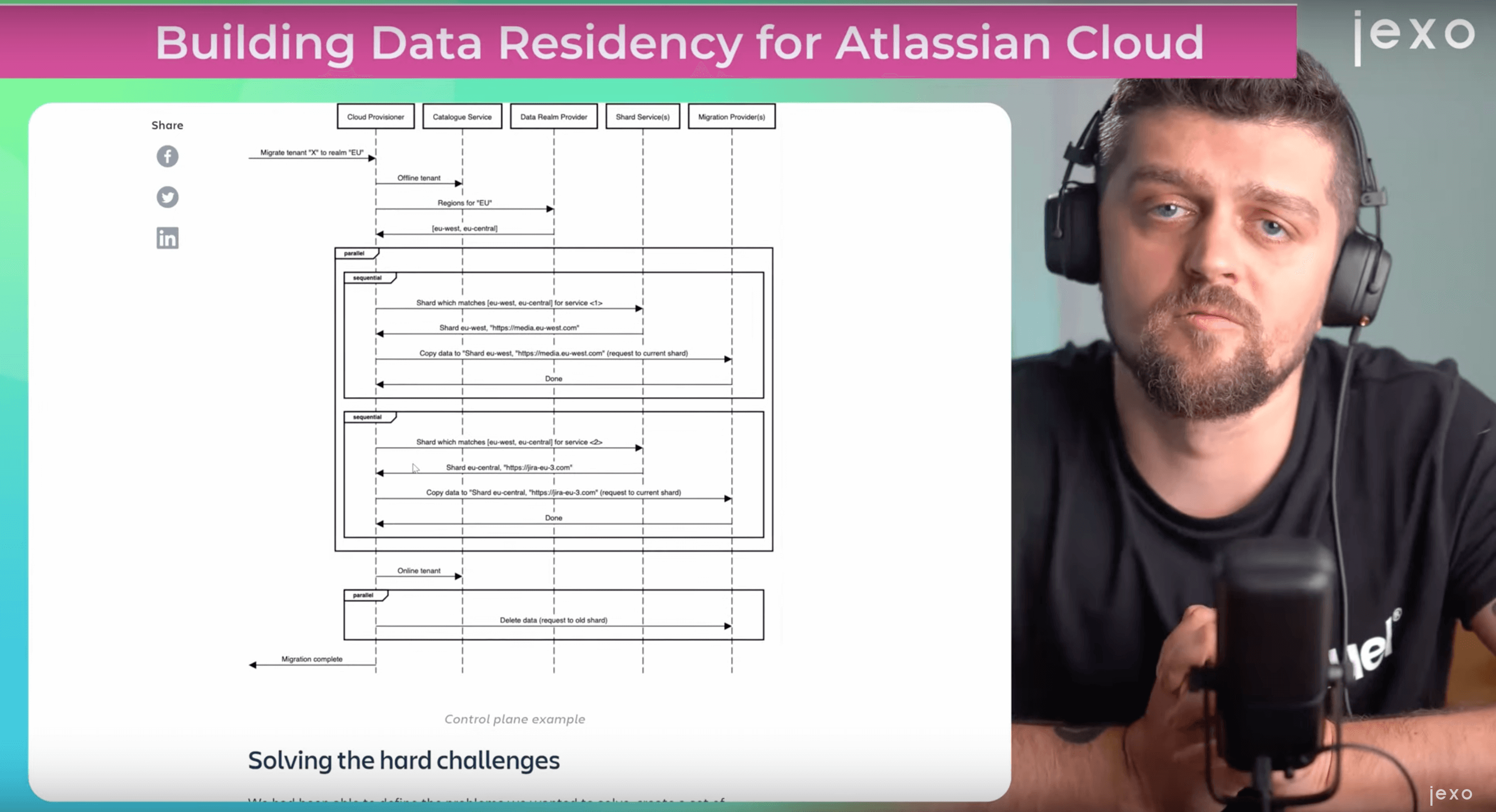 Atlassian news: How Atlassian build their data residency in Cloud