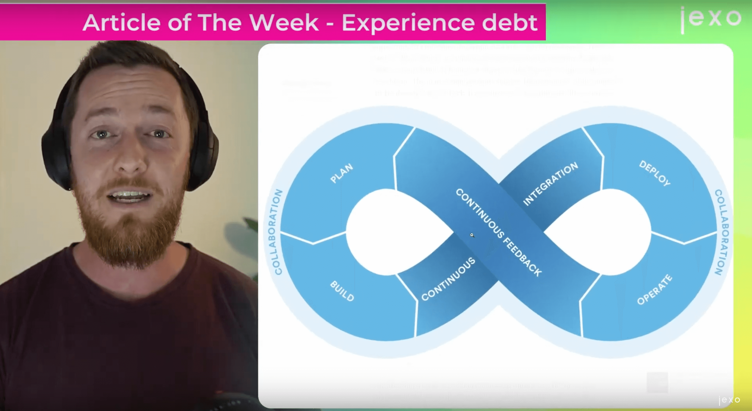 Atlassian news: Great article about experience debt
