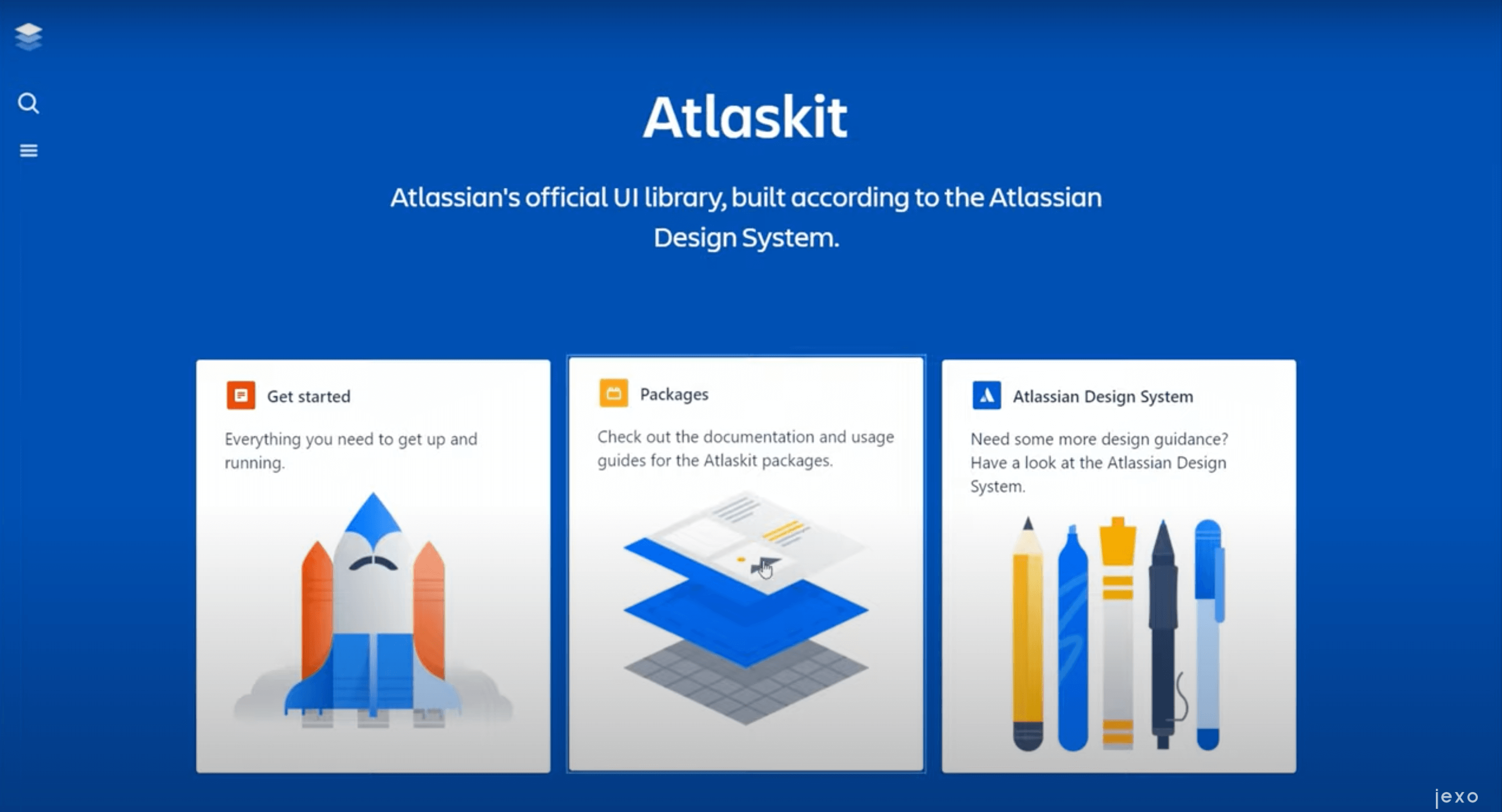 Developer tools for Atlassian Marketplace partners: Atlaskit