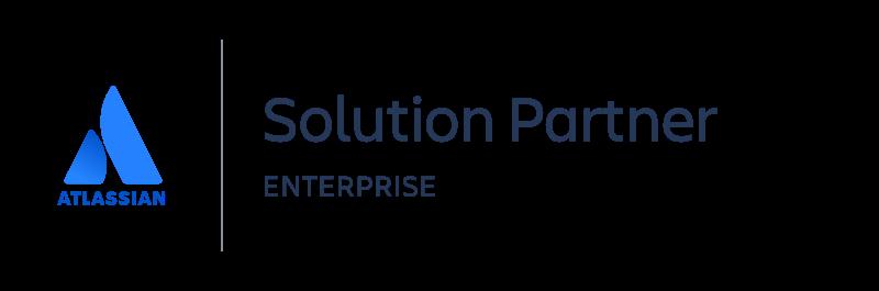 Atlassian Solution Partner Enterprise badge