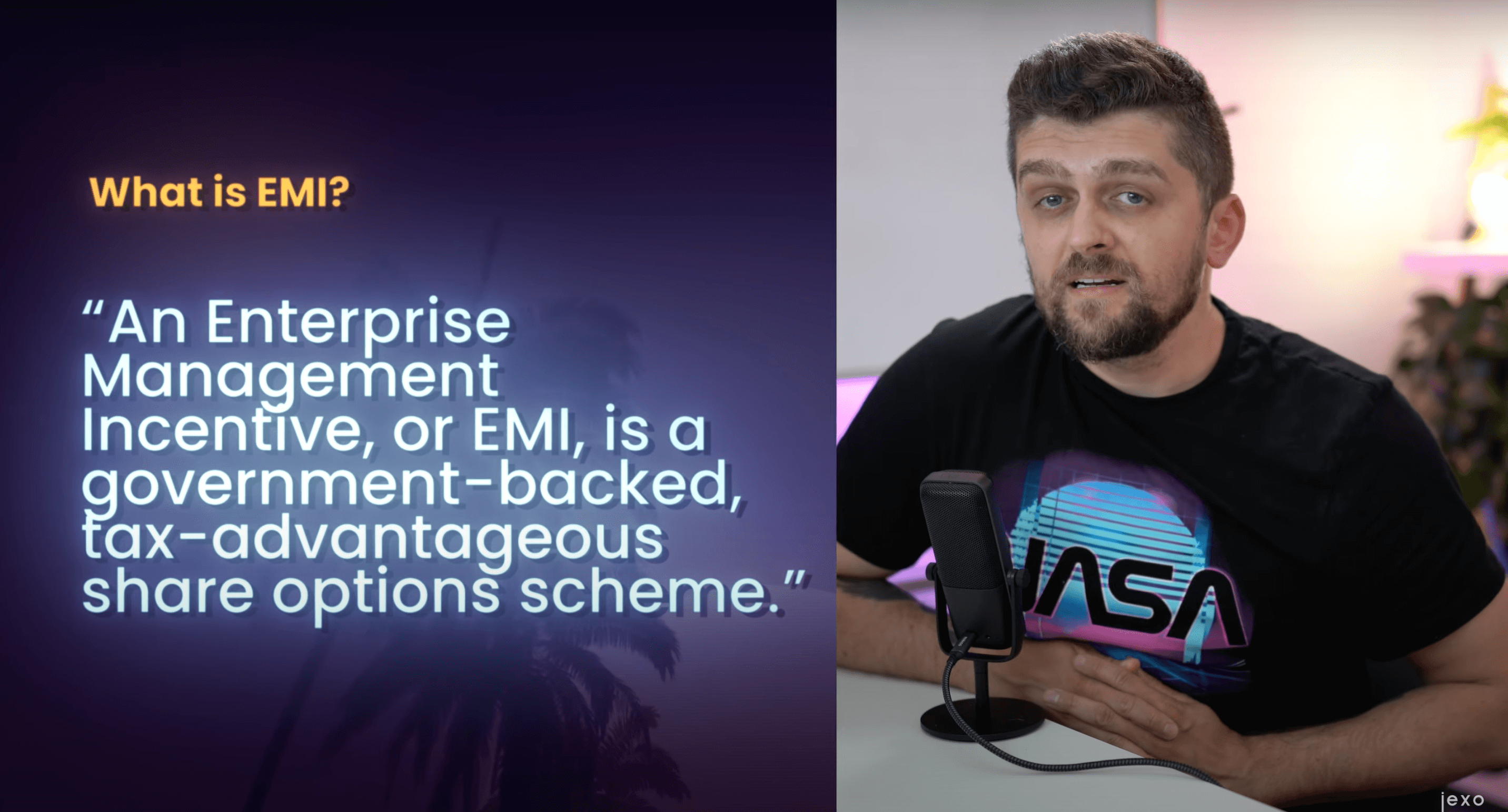 What is EMI?