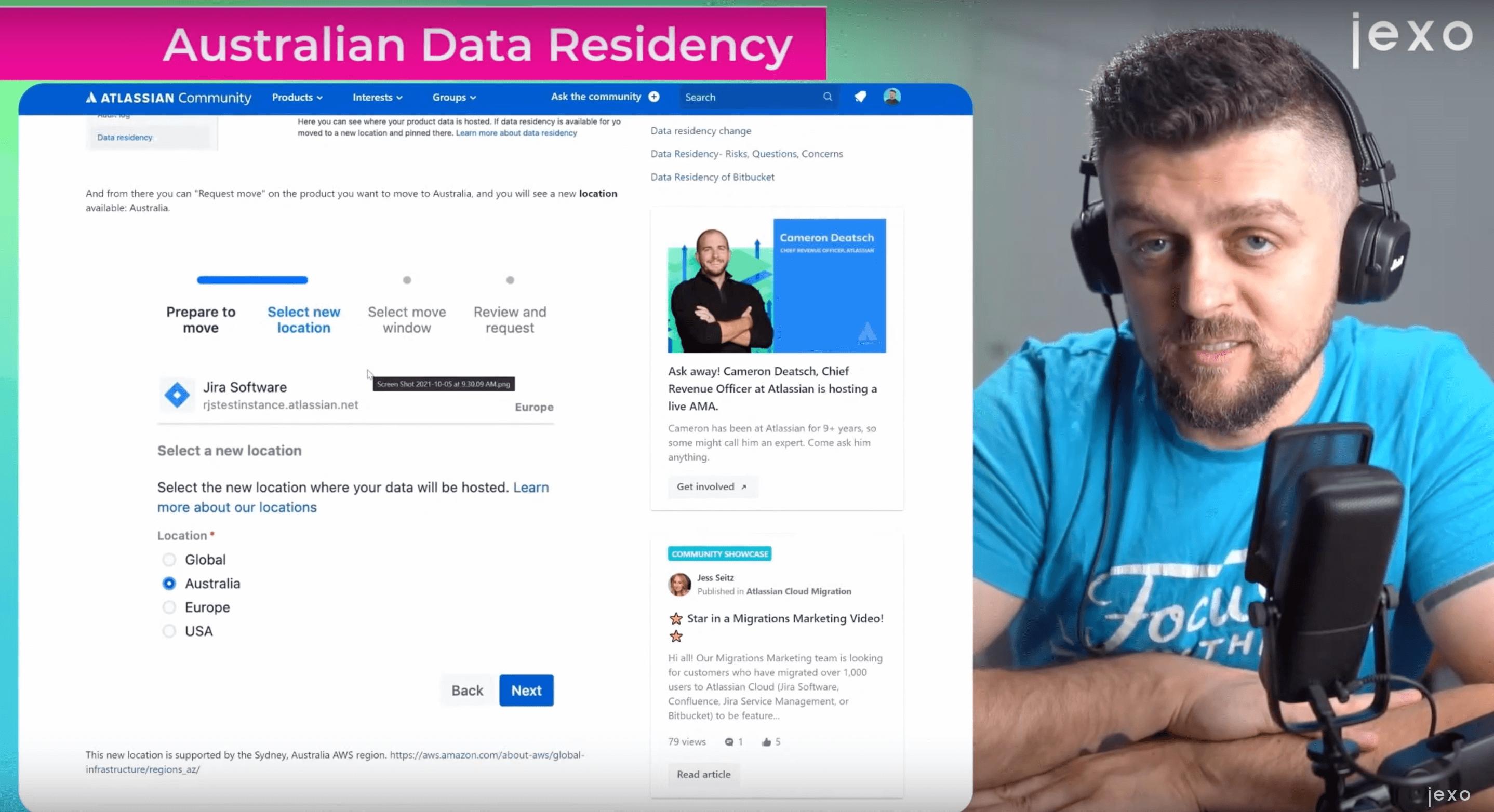Atlassian news: Australian Data Residency for Jira and Confluence Cloud